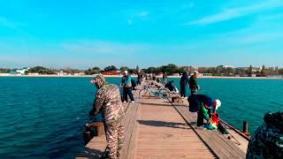Места для рыбалка в анапе
