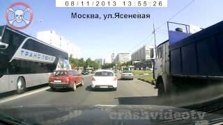 ИДИОТ НА ДОРОГЕ #54 Idiot on the road