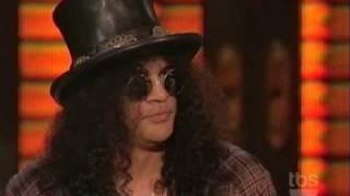 Slash interview Lopez tonight.avi4/8/10