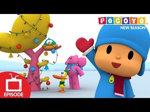 NEUEN STAFFELN Pocoyo Deutsch - Der Weihnachtsbaum ☃ (S04E02) | Cartoons für Kinder