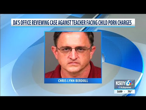 DA's office reviewing case against Atascadero teacher facing child porn charges