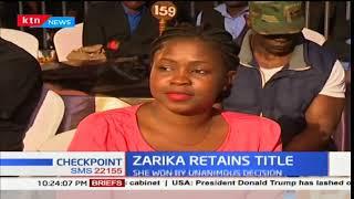 Fatuma Zarika retains WBC super bantam title with a victory against Zambia's Phiiri