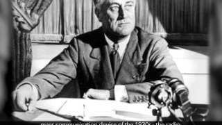 Franklin Delano Roosevelt - Fireside Chats