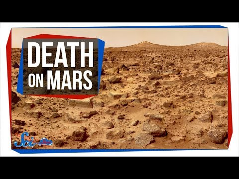 What Happens to Your Body If You Die on Mars?