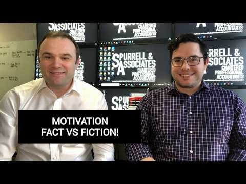 Motivation Fact Vs Fiction