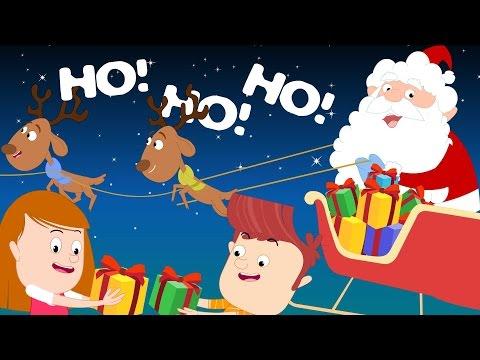 Here Comes Mister Santa | Christmas Song