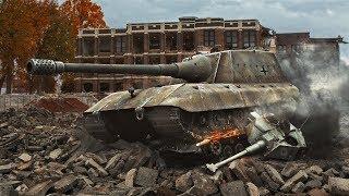 Танкосмотр2019 #12. Германия. ПТ-САУ (ветка Jagdpanzer E 100) | World of Tanks