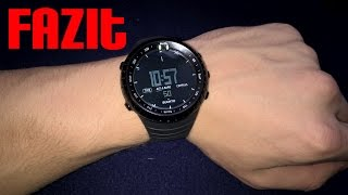 Suunto Core All Black | Fazit [Deutsch]