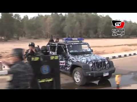 تأمين قوات الشرطة لمدينة شرم الشيخ بإشراف وزير الداخلية