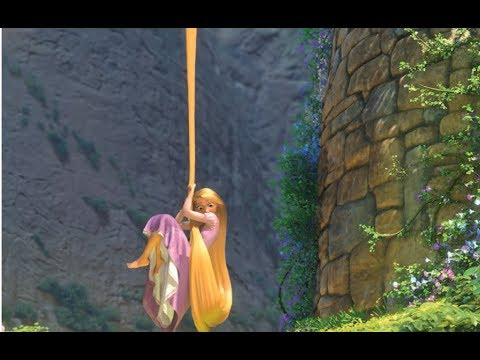Magic Timer 2 Minute Brushing Video with Disney's Tangled Rapunzel ...