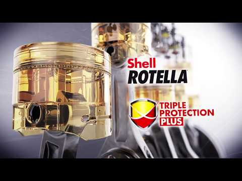 Shell Rotella - Introducing Triple Protection Plus Technology
