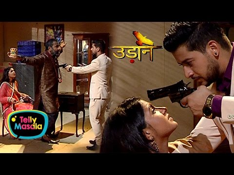 Vivaan to Shoot Chakor | Udann Sapnon Ki - 31th March 2017 - उड़ान सपनों की