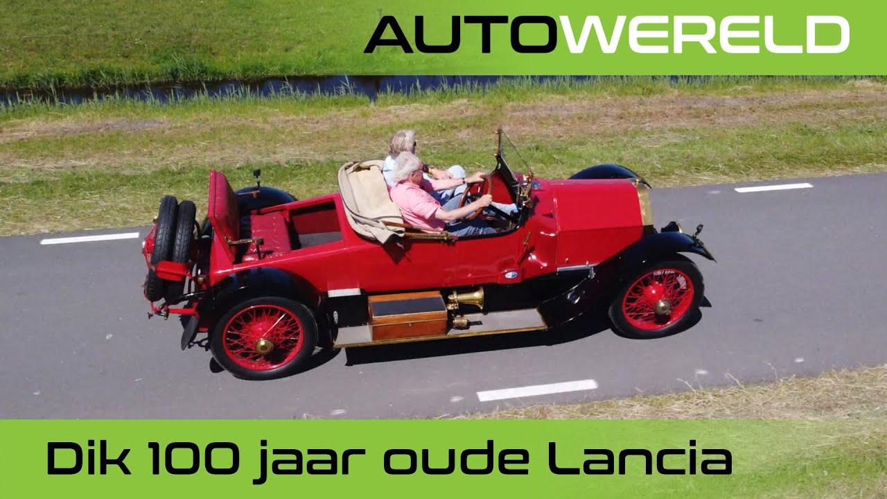 Rijden in een meer dan 100 jaar oude Lancia! | Nico Aaldering