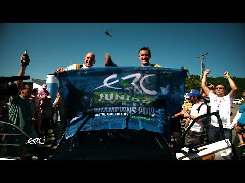 Barum Czech Rally Zlin 2019 - BARUM19 - Mares - ERC1 Junior Champion - ACCR Czech Rally Team