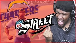 TIME TO STAND UP TO THE BULLY!   NFL Street Walkthrough Part 7