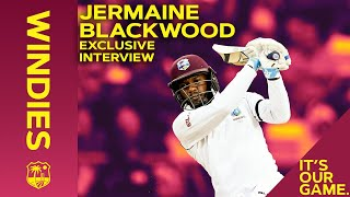 Plans for England, Dre Russ's insane work ethic & more | Jermaine Blackwood & Alexis Nunes | Windies
