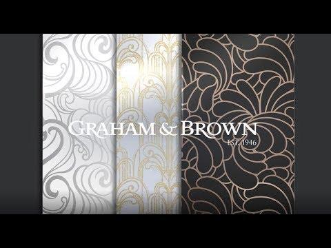 Graham and Brown - Art Deco