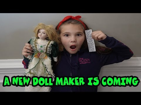 A New Doll Maker Is Coming! Come Play With Us! Escaping The New Doll Maker