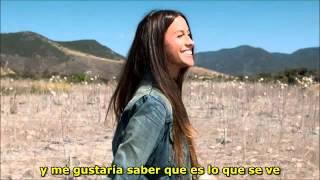 Alanis Morissette - Lens - (Subt  Esp)