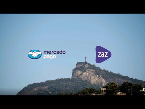 Case ZAZ Vendas e Mercado Pago Ação de credenciamento de QR Code para a Táxi Rio