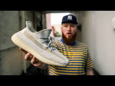 HOW GOOD ARE THE ADIDAS YEEZY 350 V2 LUNDMARK?! (Early In Hand Review)