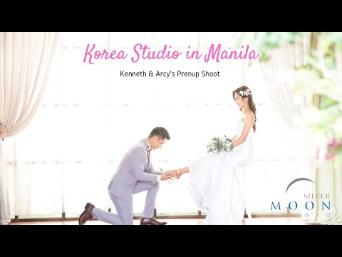 Kenneth & Arcy's Prenup Shoot at SilverMoon Studio
