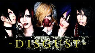 J-rock, DISGUST『VIRUS』
