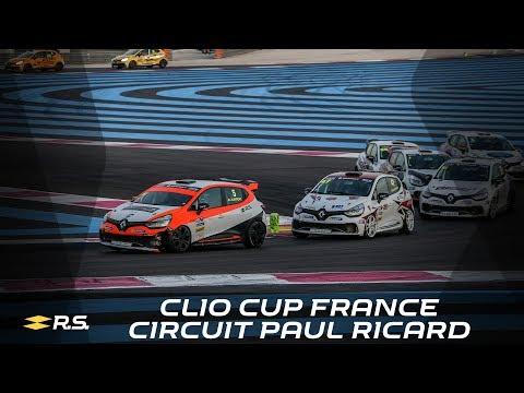 2019 Clio Cup France - Circuit Paul Ricard - Race 1 Highlights