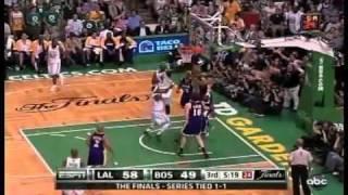 Kobe Bryant Championship Series 2 Blocks