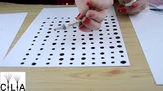 Клей магнит для наращивания ресниц | Спикер Ташута Татьяна