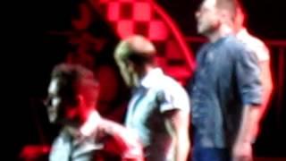 "Westlife performing ""I Gotta Feeling/Sex of Fire Medley"" (Live @ London's O2 Arena 24/05/12)"