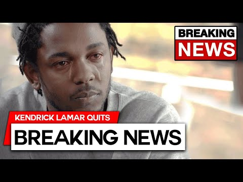 Why Kendrick Lamar is FORCED to Quit Rapping