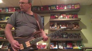 "Bass for ""Long Distance Affair"" by .38 Special (1984)"