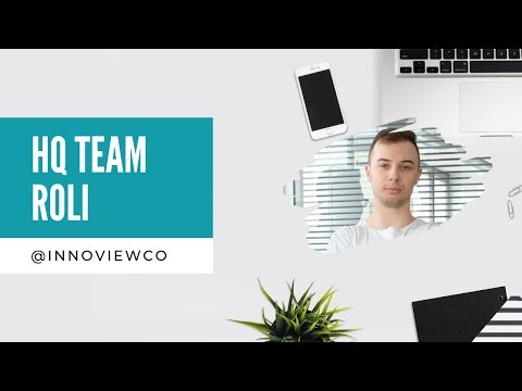 INNOVIEW  - INNOVIEW team: Roli