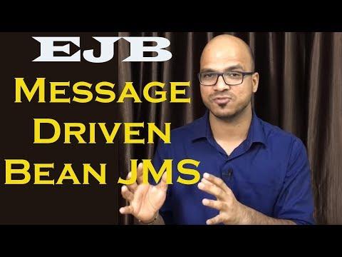 EJB Message Driven Bean JMS Theory Part 1