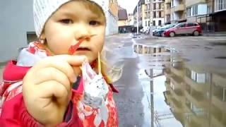 Ева в Краснодаре и Большая Лужа) Видео для родственников