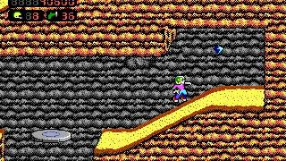 Commander Keen Episode 8 - Dead in the Desert - Level 2