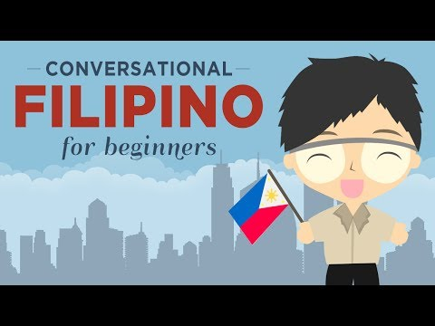 Learn Filipino (Tagalog) Online Course - YouTube
