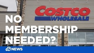 QUICK TIP: How to shop at Costco without a membership card