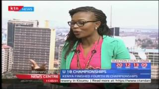 News centre: About the just concluded IAAF championship in Kasarani