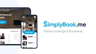 SimplyBook.me video