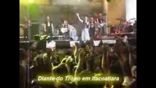 preview picture of video 'Diante do Trono no FECANI 2013 - Itacoatiara - AMAZONAS'