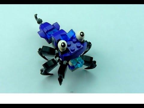 Vidéo LEGO Mixels 41526 : Wizwuz