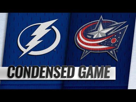 02/18/19 Condensed Game: Lightning @ Blue Jackets