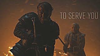 (GoT) Jorah Mormont || To Serve You