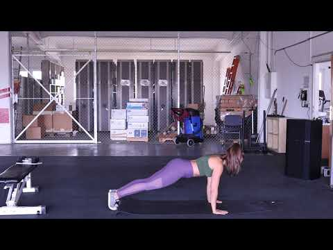 Eccentric Only Push Ups