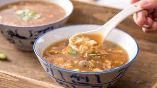 美食台 | 老北京的酸辣湯,爽快又驅寒!