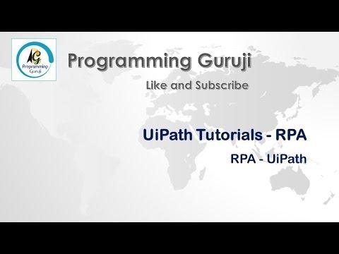 How to Learn and Certify UiPath | RPA | UiPath Tutorials - הורדות שירים