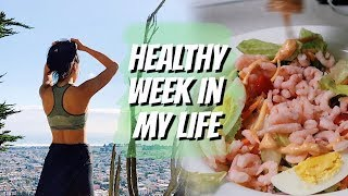 New Fitness Goals + Gym Motivation | WEEKLY VLOG 01