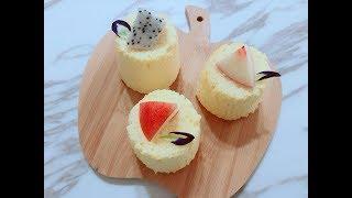 微糖甜點小教室~微波爐做蛋糕